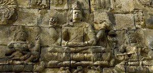 Relief Bodhisatwa