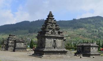 Sejarah Candi Dieng (Wonosobo, Jawa Tengah) Paling Lengkap