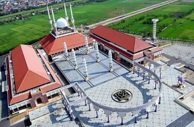 Sejarah Masjid Agung Semarang Jawa Tengah Paling Lengkap