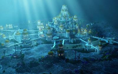 Sejarah Kerajaan Atlantis – Masa Kejayaan – Pemerintahan dan Tenggelamnya