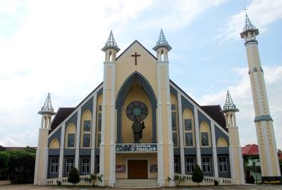 Sejarah Berdirinya Gereja Katolik di Indonesia