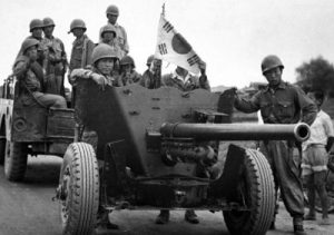 Sejarah Perang Korea