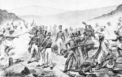 Sejarah Perang Padri Singkat Secara Lengkap