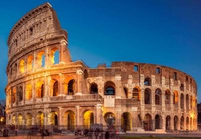 Sejarah Berdirinya Colosseum Roma Italia Paling Lengkap
