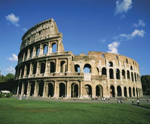 Sejarah Colosseum Di Roma Italia Sejarah Lengkap