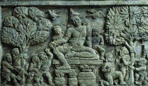 Sejarah Candi Mendut Pembangunan Relief Dan Arca Lengkap