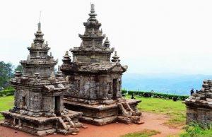 Sejarah Candi Gedong Songo