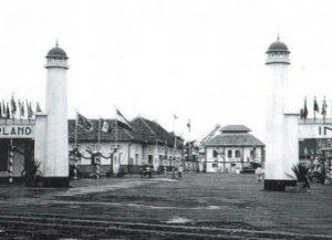 Serajah Kota Surabaya pada Zaman Hindia Belanda