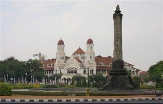 Sejarah Kota Semarang Lengkap Beserta Peninggalan Bersejarah