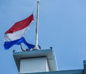 Perobekan Bendera