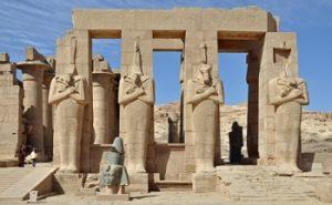 Arsitektur Bangunan Mesir Kuno