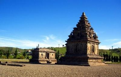 Sejarah Candi Arjuna Dieng Wonosobo (Jawa Tengah) Terlengkap