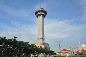 Menara Masjid Agung Jawa Tengah