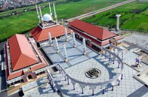Sejarah Masjid Agung Semarang