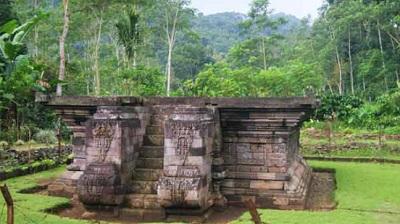 Sejarah Candi Kedaton Trowulan Jawa Timur