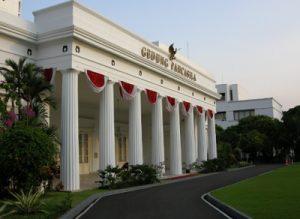 Sejarah Berdirinya Gedung Pancasila