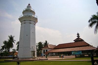 Sejarah Berdirinya Banten Lama Sebagai Kesultanan Islam