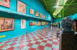Sejarah Museum Affandi