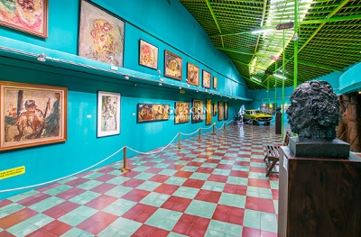 Sejarah Museum Affandi Yogyakarta Singkat Terlengkap