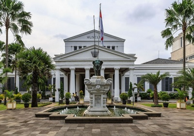 Sejarah Museum Nasional