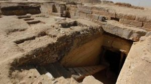 Situs Pemakaman Kuno Saqqara