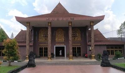 Sejarah Museum Balaputradewa Palembang