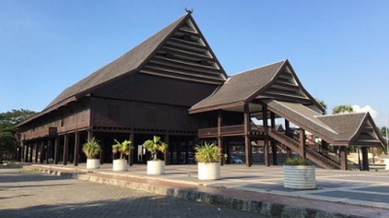 Sejarah Museum Balla Lompoa Makassar Sulawesi Selatan - Sejarah ...