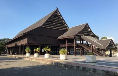 Sejarah Museum Balla Lompoa Makassar Sulawesi Selatan