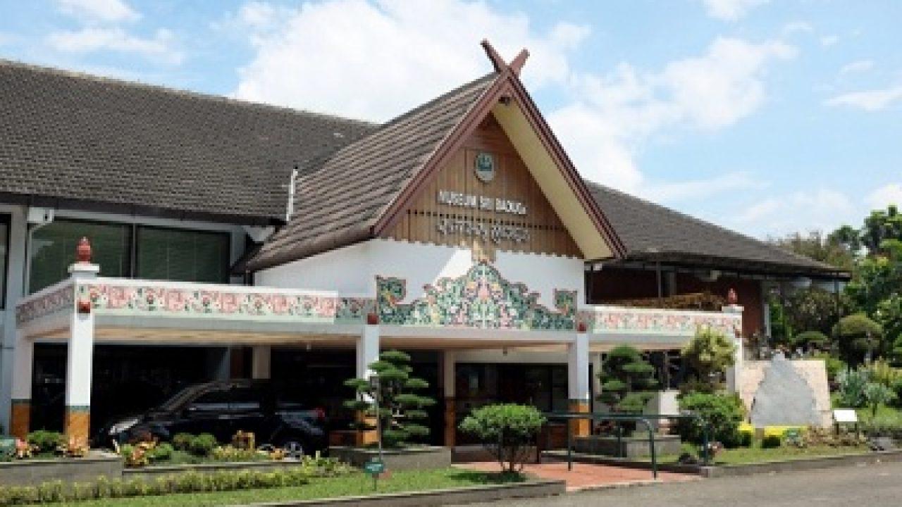 Sejarah Museum Sri Baduga Di Bandung Jawa Barat Sejarah