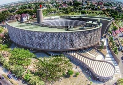 Sejarah Museum Tsunami Aceh
