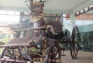 kereta kuda museum sri baduga