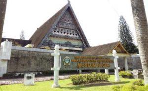 Sejarah Museum Gedung Arca Medan