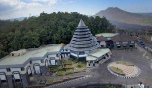 Sejarah Museum Geopark Batur