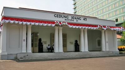 Sejarah Museum Joang 45