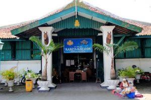 Sejarah Museum Kereta Keraton Yogyakarta