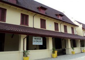 Sejarah Museum La Galigo
