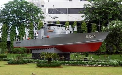 Sejarah Museum Satria Mandala Jakarta Terlengkap