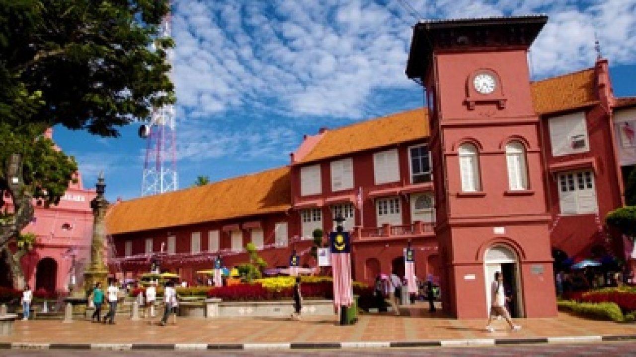 10 Bangunan Bersejarah Di Malaka Malaysia Sejarah Lengkap
