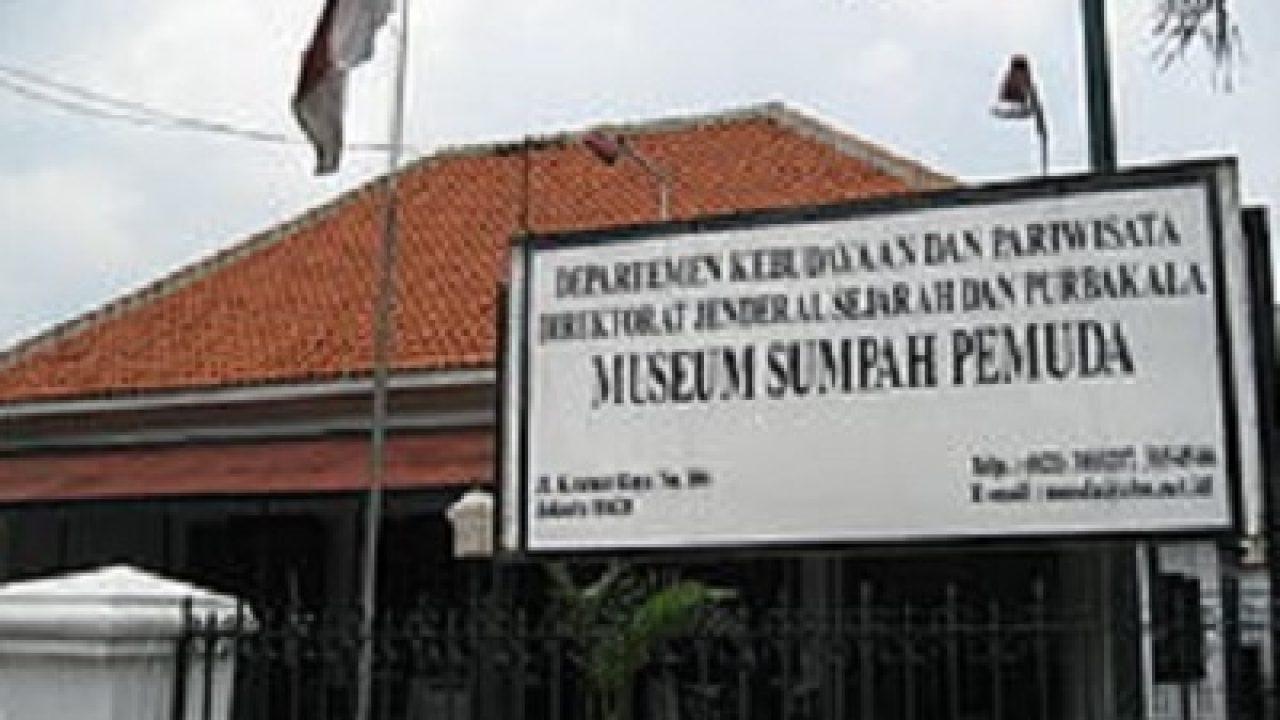 Ruang Kongres Sumpah Pemuda Sejarah Museum Sumpah Pemuda Di Jakarta Sejarah Lengkap