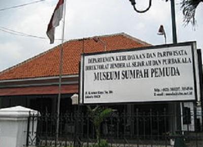 Sejarah Museum Sumpah Pemuda di Jakarta
