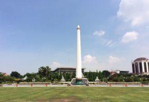 Sejarah Monumen Tugu Pahlawan
