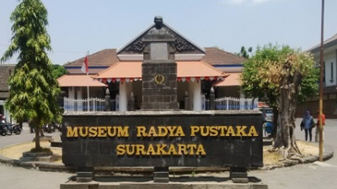 Sejarah Museum Radya Pustaka Solo Museum Tertua Indonesia Sejarah Lengkap