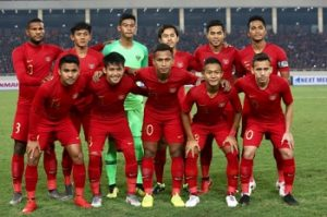 Sejarah Timnas Indonesia