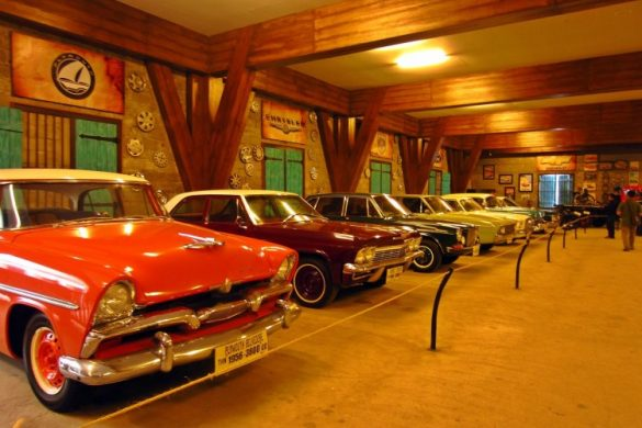 Koleksi Museum Angkut Malang
