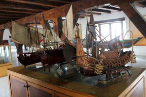 Koleksi Museum Bahari