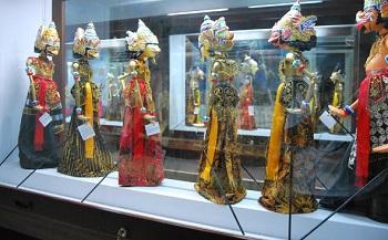 Koleksi Museum Wayang