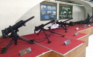 Koleksi Persenjataan