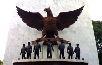 Sejarah Monumen Pancasila Sakti