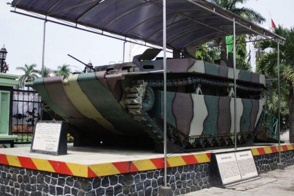 Koleksi Museum Brawijaya Malang