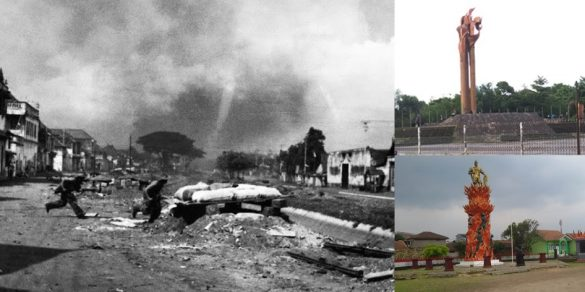 Penyebab Peristiwa Bandung Lautan Api
